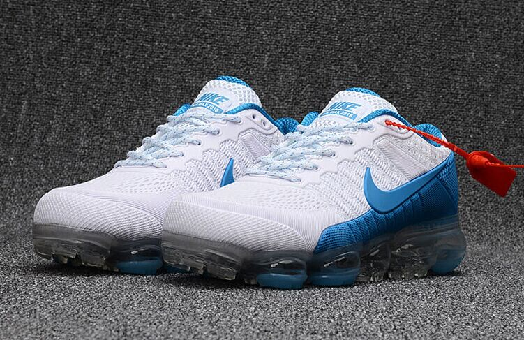 big sale a489d fcdd3 Nike AIR VaporMax Air Max 2018 Men's Running blue white Trainers ...