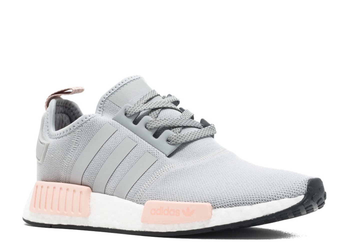 best authentic 3cbde 9572c Fashion nmd r1 raw gray pink women's casual shoes sold by BELLDRESS