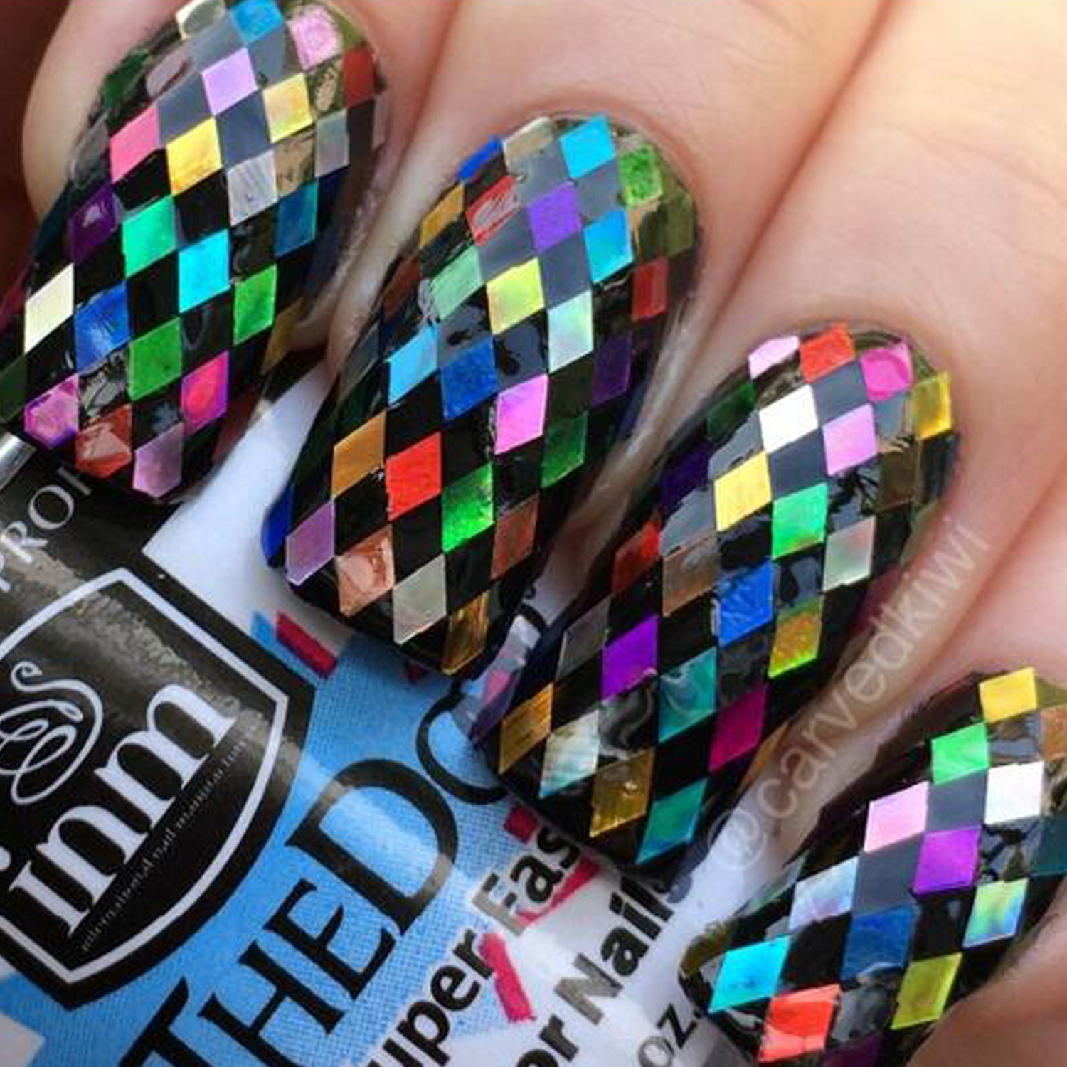 Rhombus Fashion Designs Nail on Storenvy