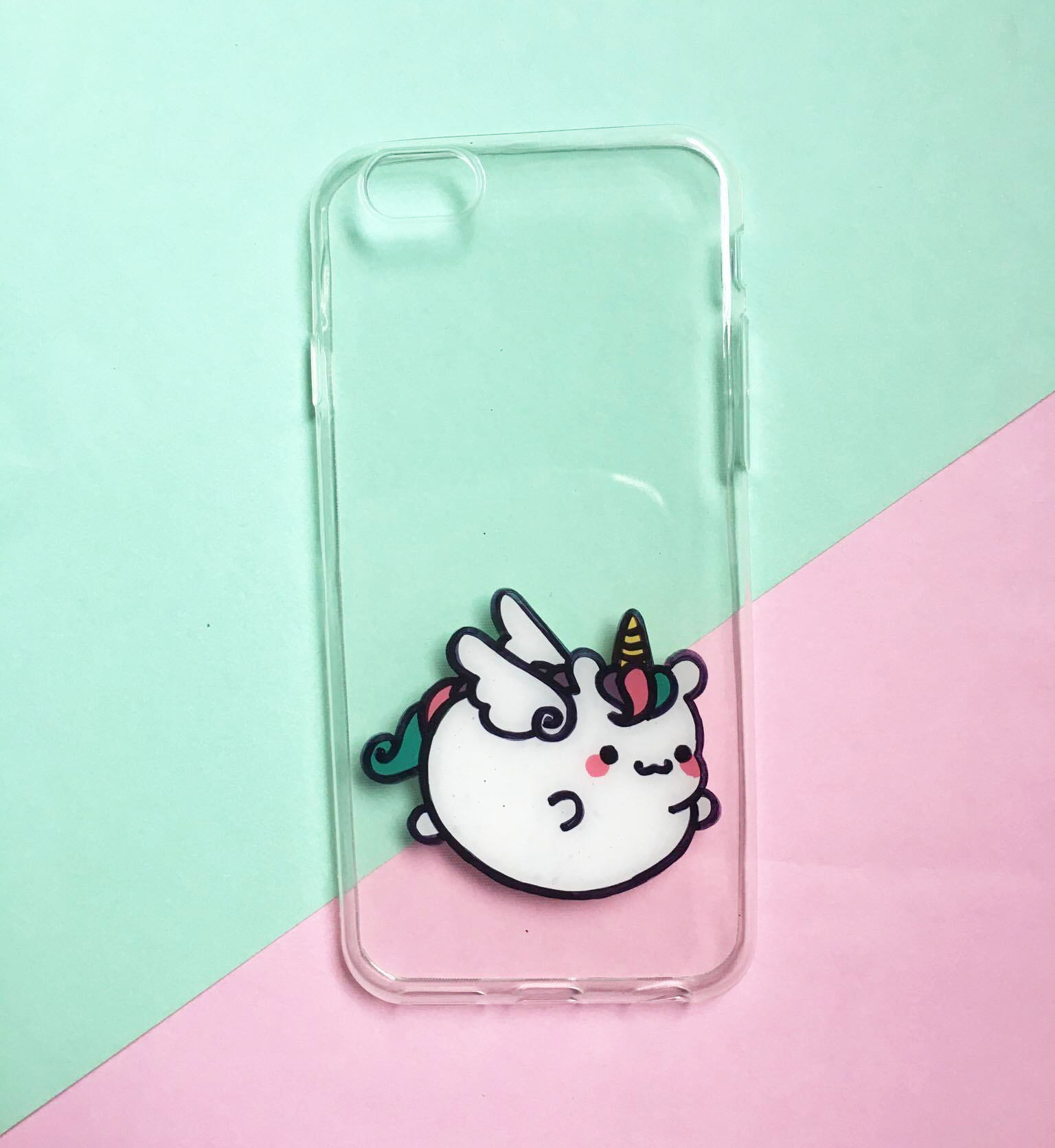 sale retailer 9b243 b86ee Unicorn Phone Case