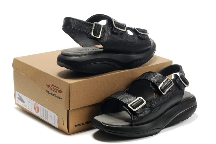 Mbt Sandals Black Womens Salama IYgm6yf7vb