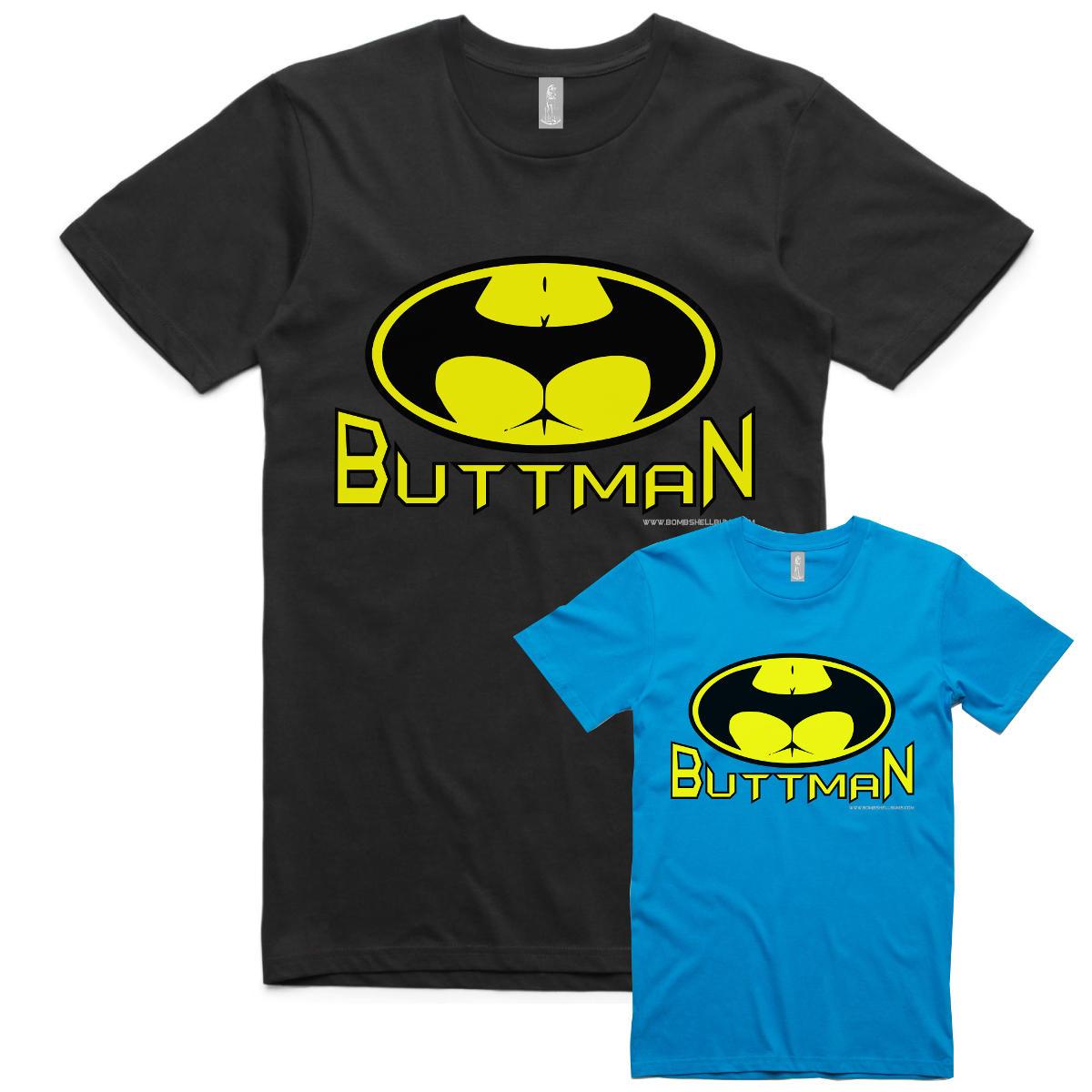 Buttman All Shirts Original