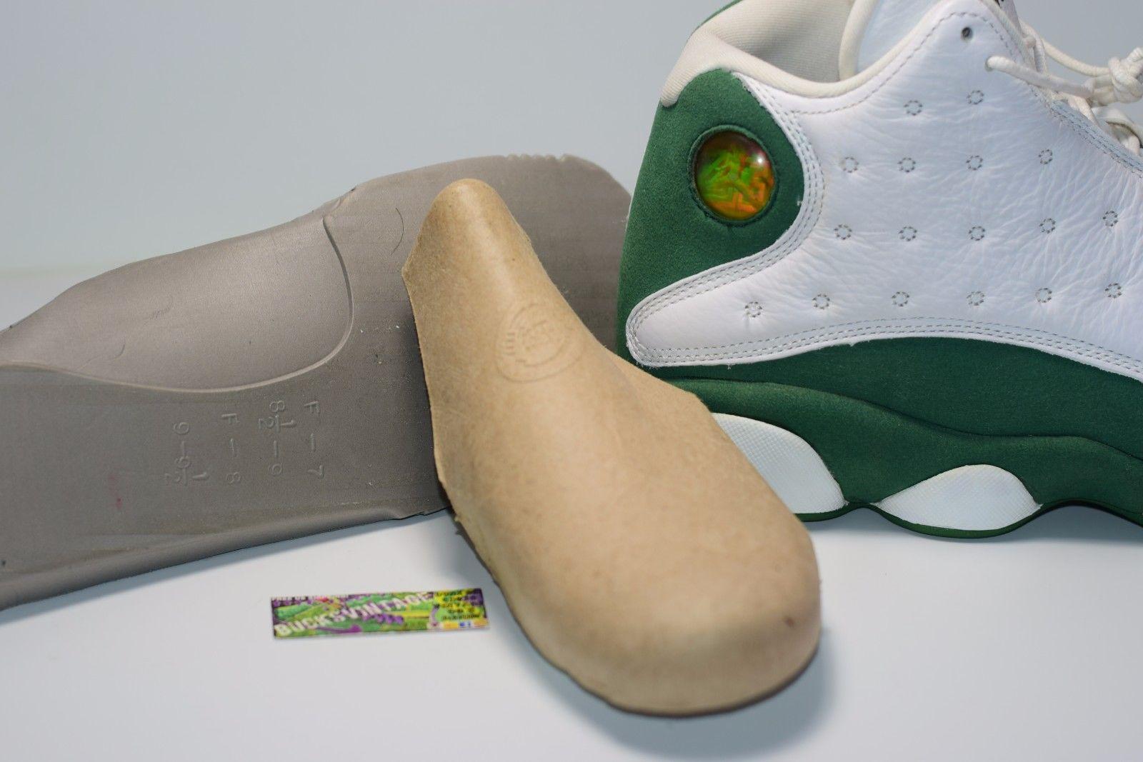 wholesale dealer 266fd ddfd1 ... Size 9   2011 Nike Air Jordan XIII 13 Retro Ray Allen PE Authentic  Boston Celtics ...