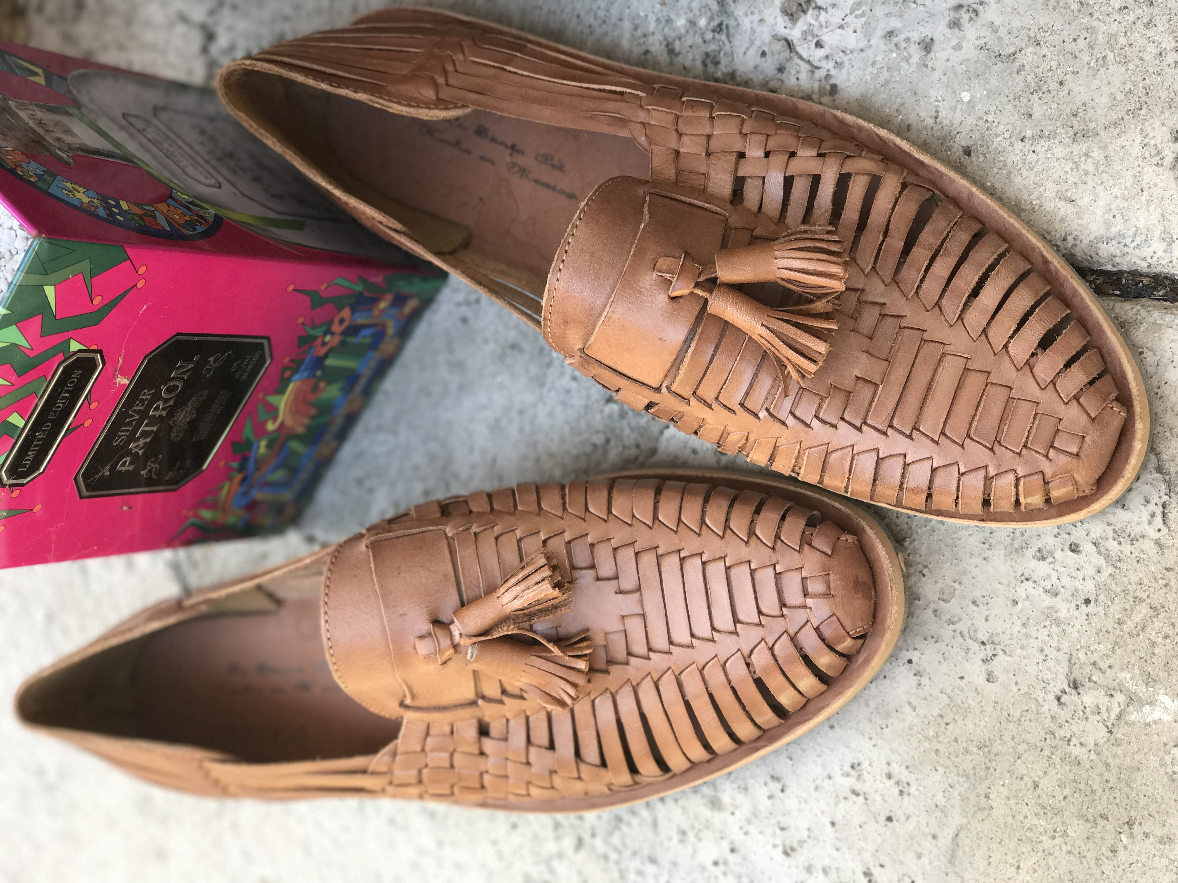 4143a671ef2ba Gallo Huaraches for Men - Shoes - Leather - Mexican Huaraches - Handmade -  Mexican Shoes from The Catrina Store