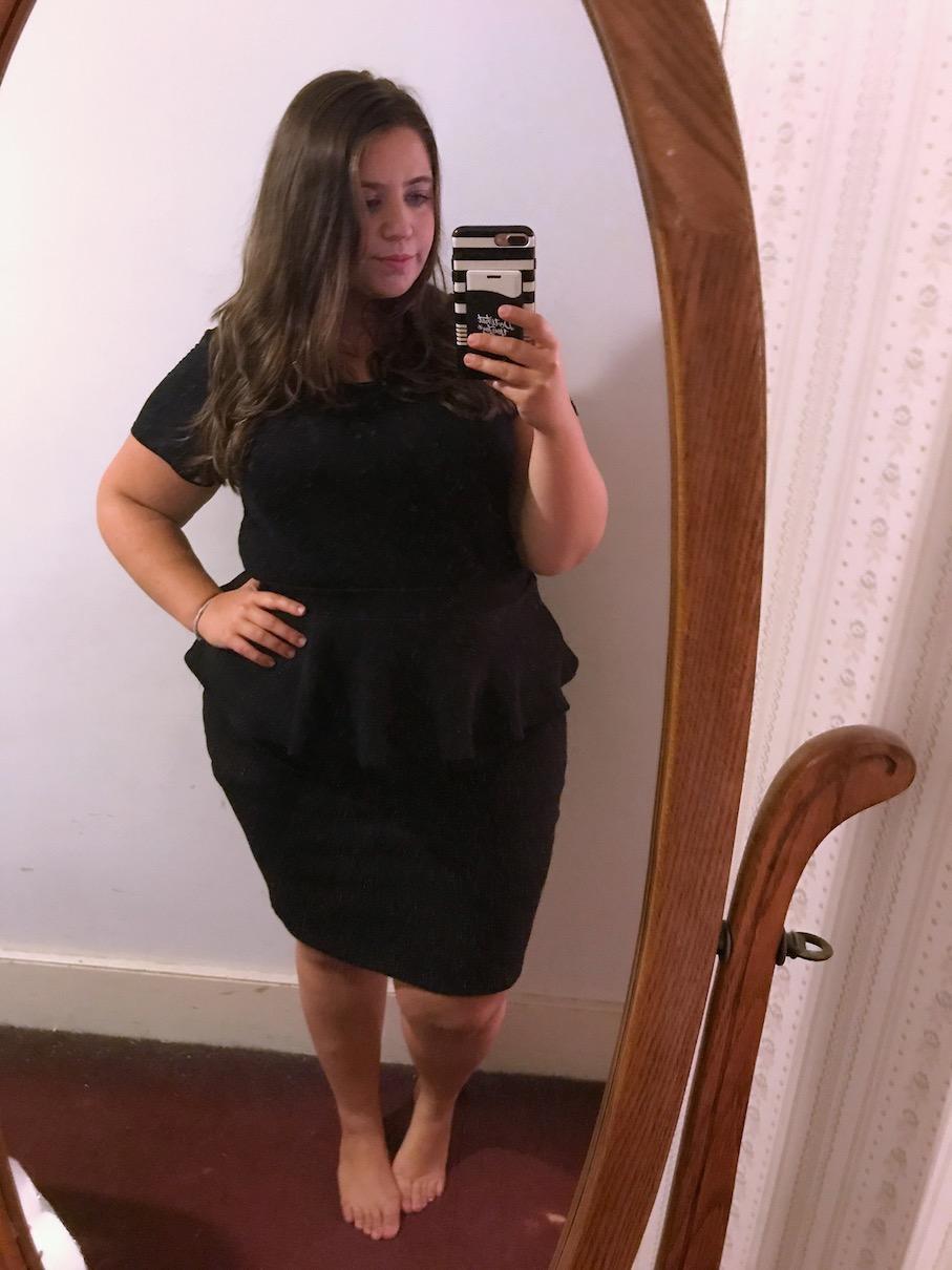 Wet Seal Plus Peplum Pencil Skirt (Size 3XL) · Shop Meg ...