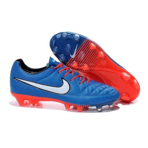 buy online 71ac8 10cd0 Nike 20tiempo 20legend 20v 20fg 20blue 20orange 20white 5617 original