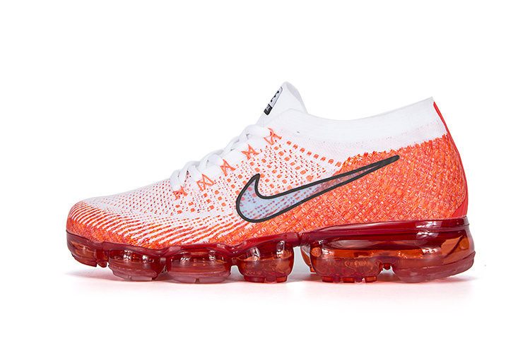 Nike Vapormax Red And White