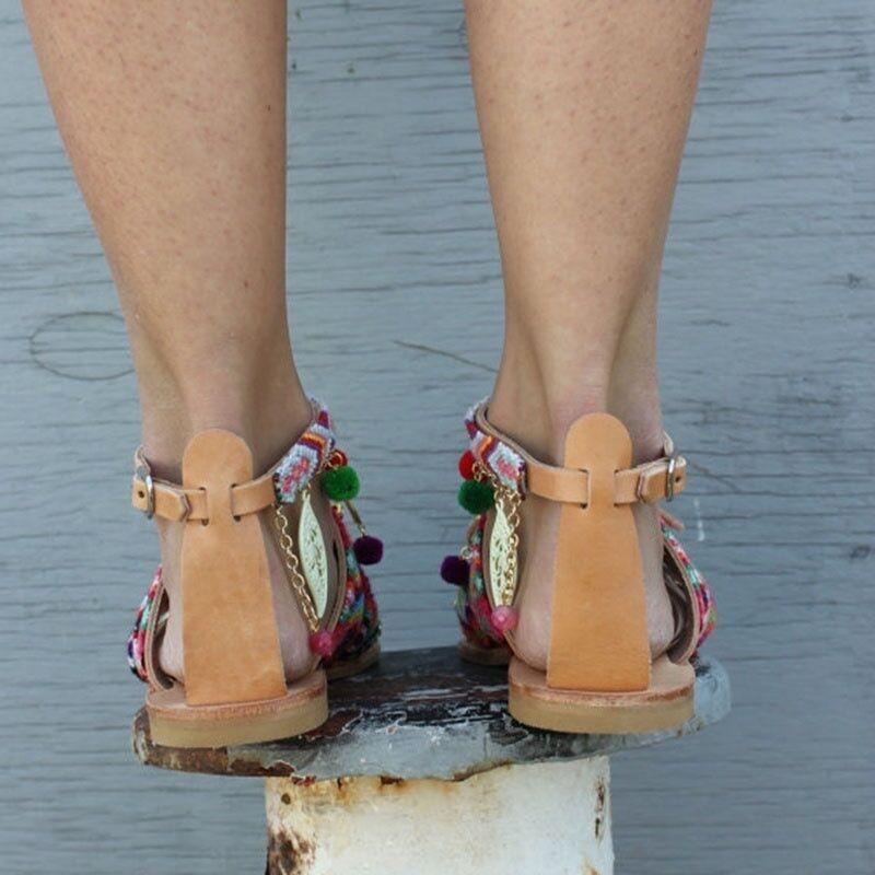 a324f259f615 Cute mia fish mouth famous wind flat sandals · Eoooh❣❣ · Online ...