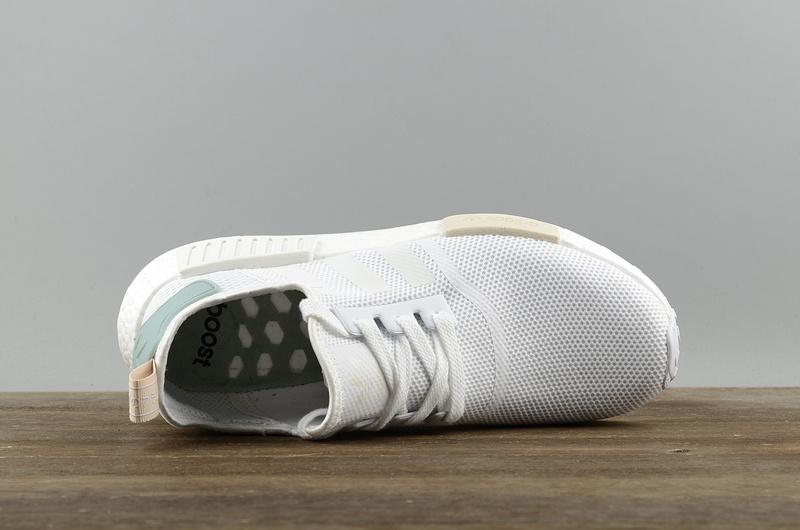 Moda adidas nmd r1 impulso runner bianco verde le scarpe storenvy