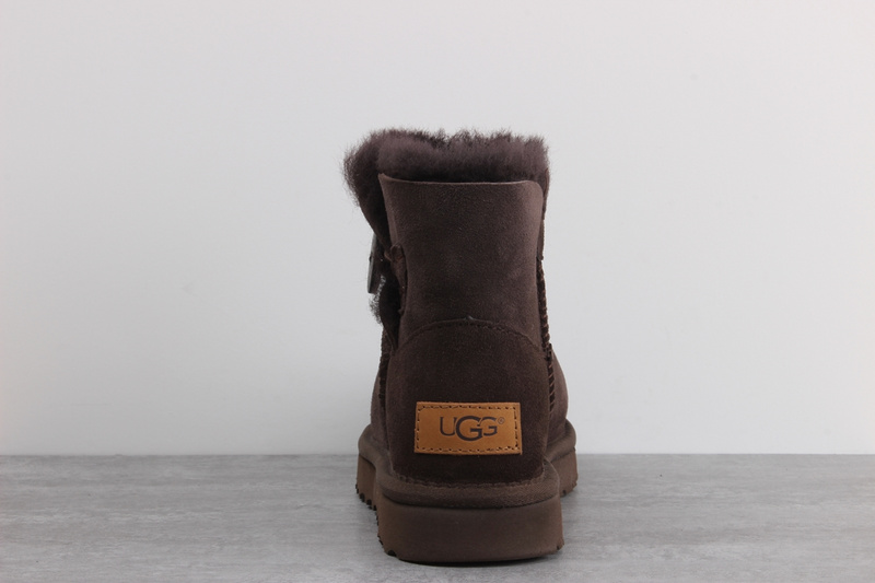 a711947400b UGG sheepskin one snow boots waterproof anti-fouling shoes Coffee from  supplier