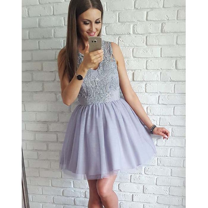29f62e01152 Short homecoming dress