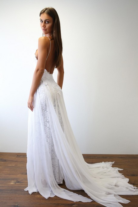 Sexy Spaghetti Straps Beach Wedding Dress Bridal Gowns On Storenvy