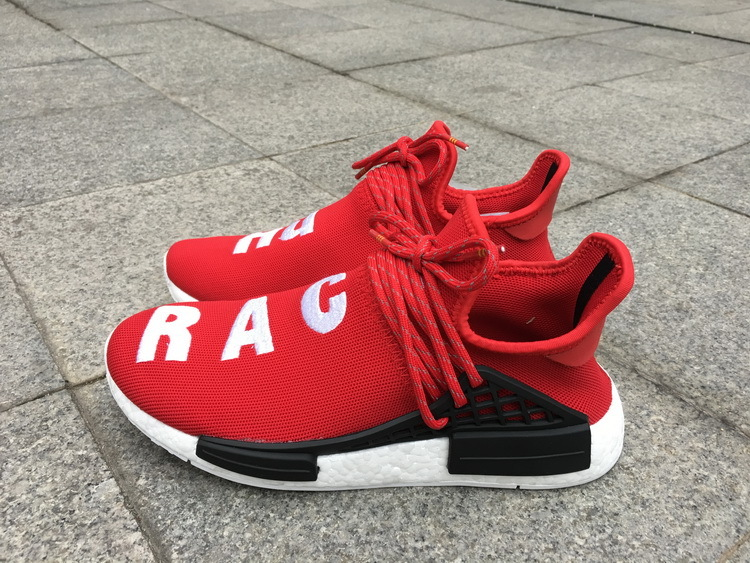 506fd8ea4a38a Fashion adidas NMD Human race red shoes on Storenvy