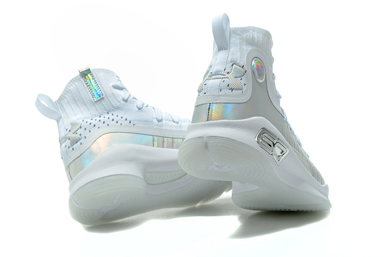 "2017 Under Armour Curry 4 ""Prism"" White Silver For Sale on Storenvy aa90bc5f02"