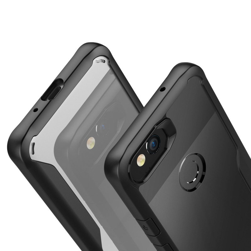half off 1204a 43d35 Protective Transparent Back Google Pixel 2 And XL Case Cover GPC06 from  Cheap iPad Cover, iPhone Cover