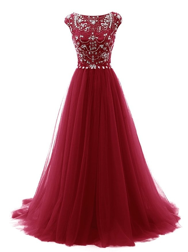 New Arrival Pink Prom Dress 2018 Prom Dresses Long Sexy Sequins