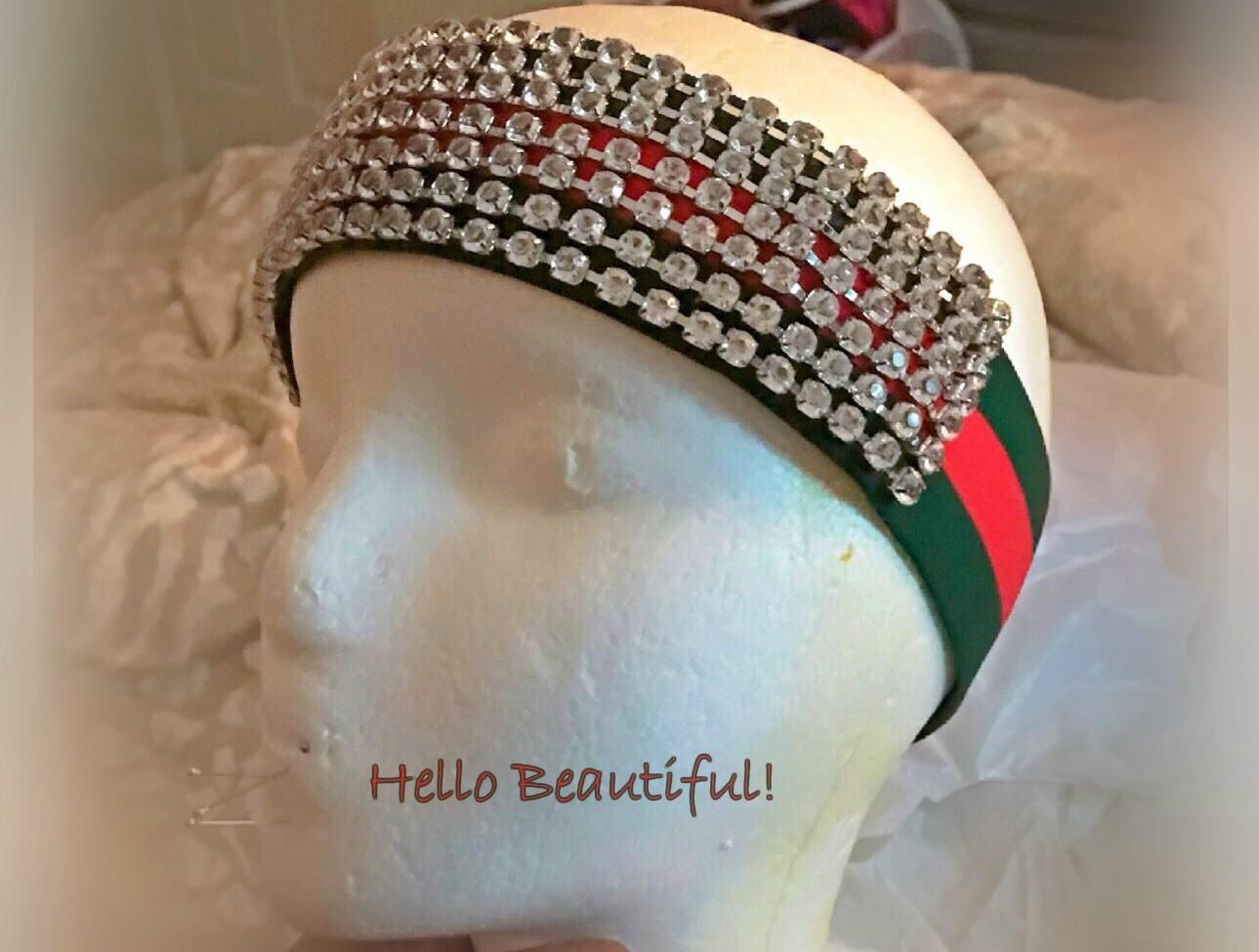 Gucci Inspired Headband on Storenvy b544a377939