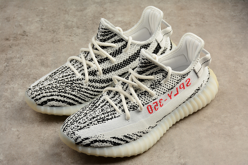 2a2585017847 Adidas Yeezy 350 Boost V2 White Zebra shoes on Storenvy