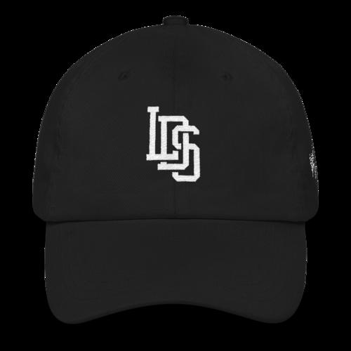 LDS Monogram Strapback Black (Dad Hat) · LDS Threads · Online Store ... 144b32f4a855