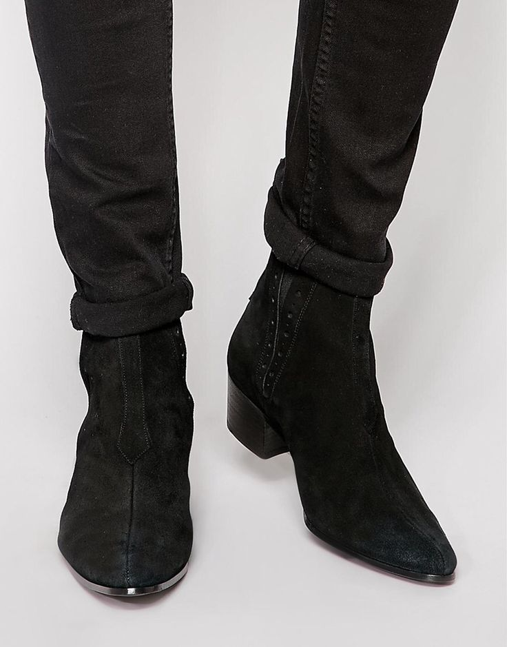 Mens Chelsea Ankle Boots