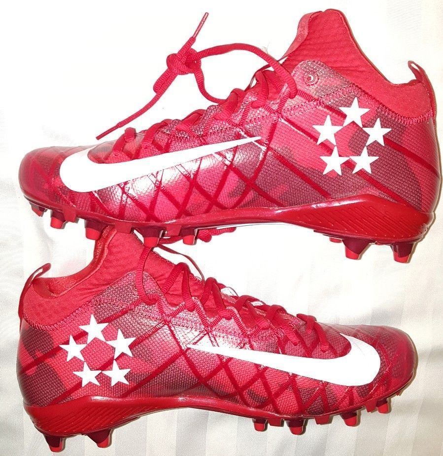 size 40 55749 5ae40 Nike Field General 3 Elite TD Men s Football Cleats 833390-610 MSRP  125  SIZE 16 ...