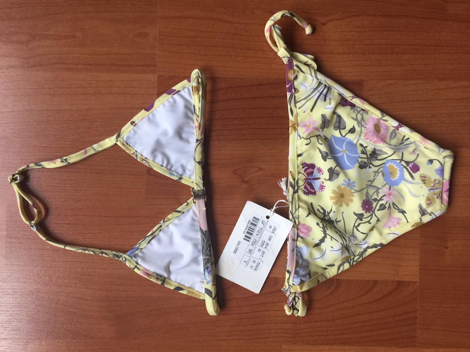 0dffdc9910b16 Gucci  Girl s Floral Bikini (2 piece) from Stush Fashionista