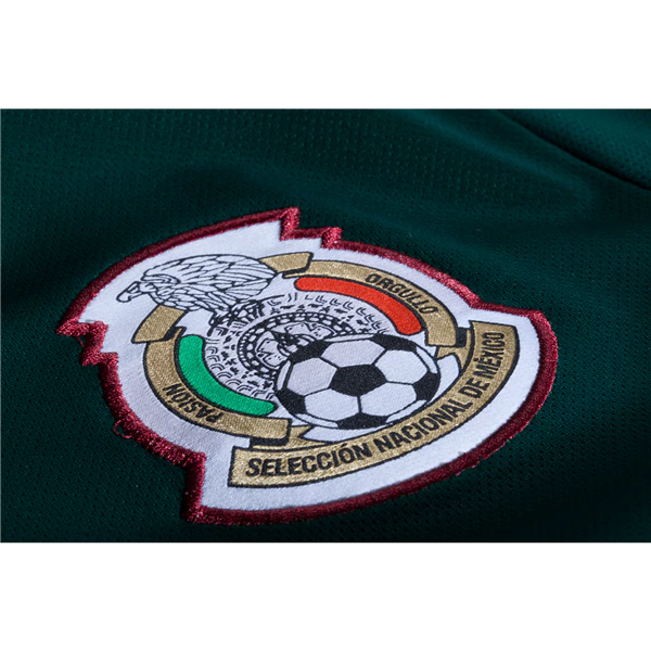 info for 0ca14 c4e9c Hirving Lozano #8 Mexico National Team Home Soccer Jersey 2018,Mexico Men's  Stadium Shirt Green from HoHo Jersey Collection