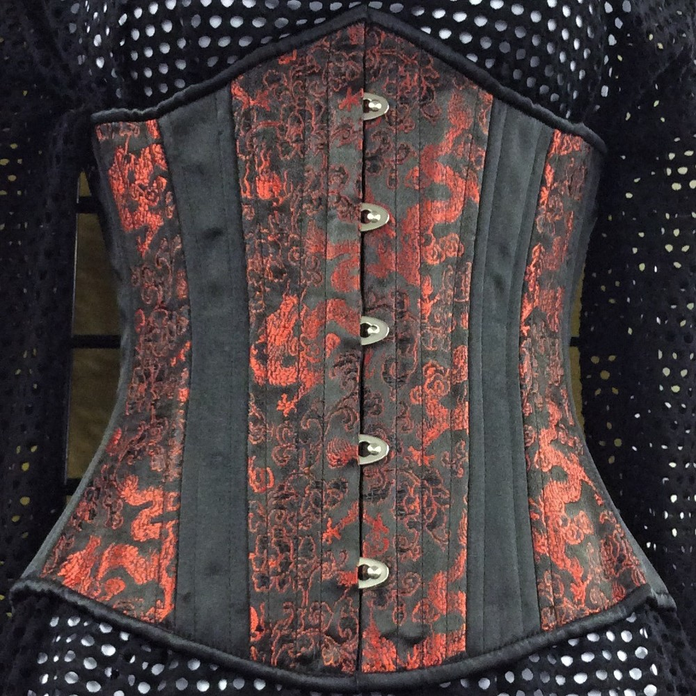 43d360cb0 Red Dragon Corset - Underbust · Milton s Emporium · Online Store Powered by  Storenvy