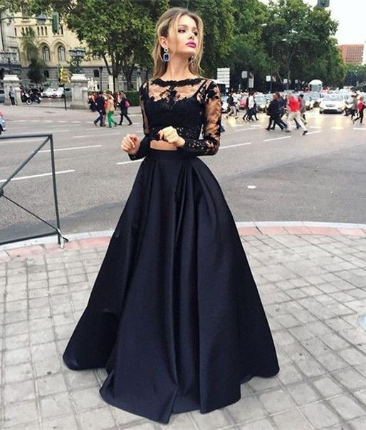 2016 Top Selling Long Sleeves Prom