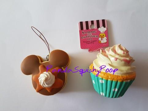 Panda Squishy Poop Mickey Mouse Pancake Amp Cupcake