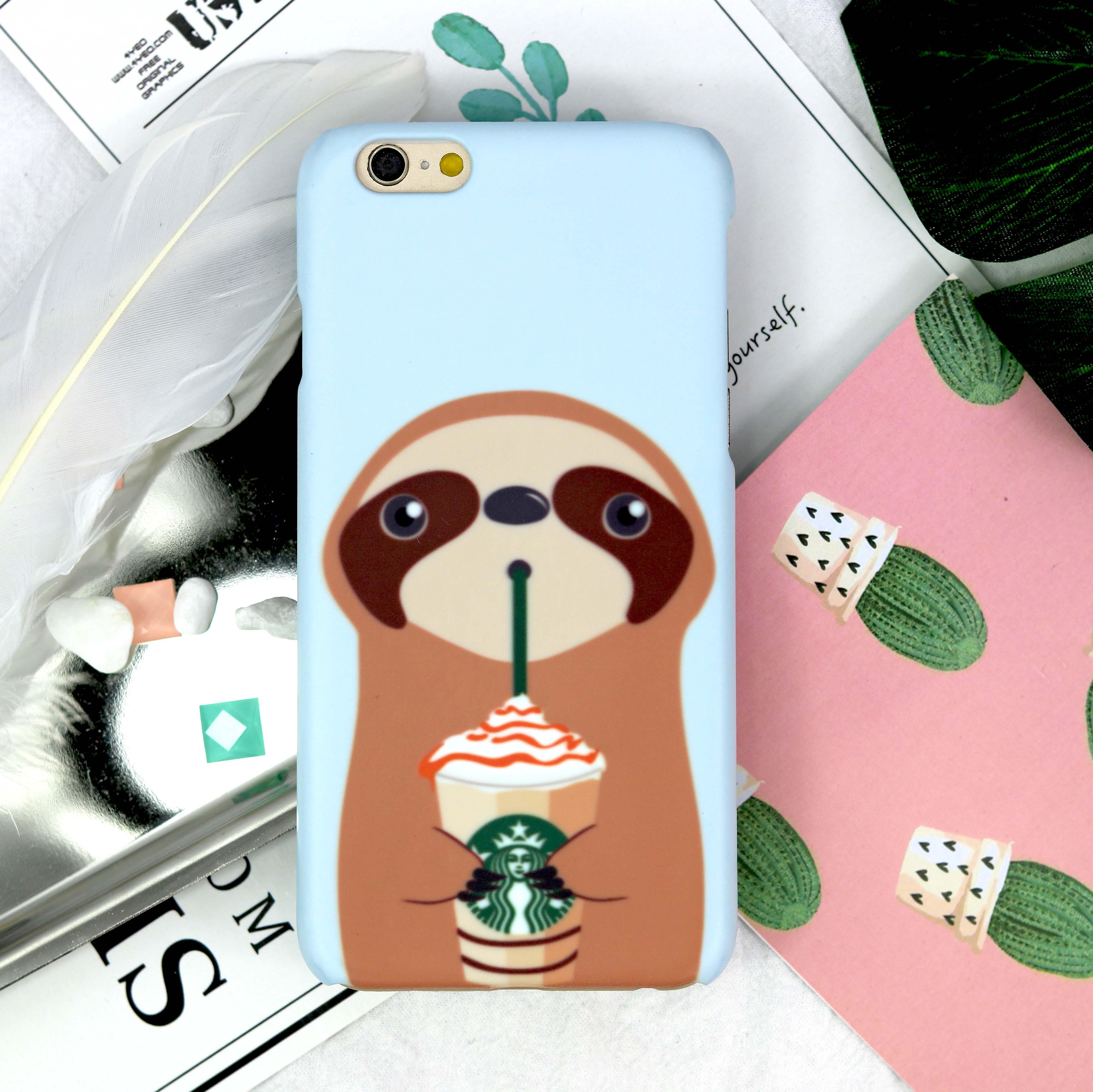 iphone 6s sloth case