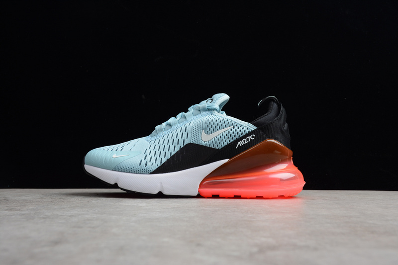 low cost b2bad b2099 Nike Air MAX 270 Light blue Running Shoes AH6789-400