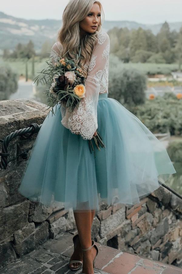 f3d791077fe Long Sleeve Prom Dresses