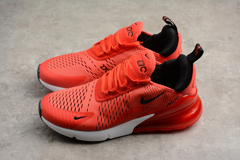 74b343e2861 Nike Air Max 270 Habanero Red Running Shoes AH8050-601 on Storenvy