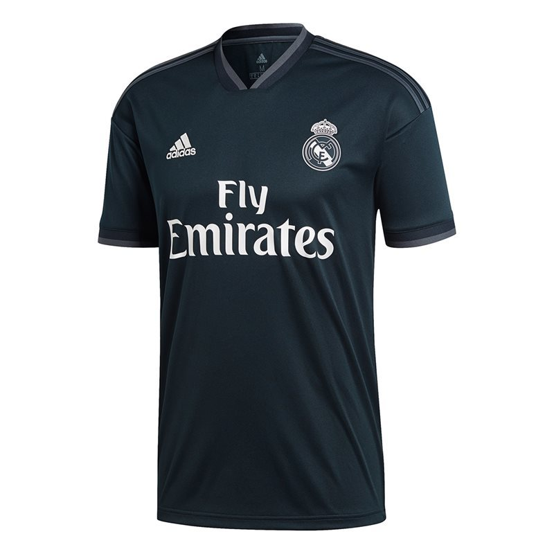 fd1c7529328 Real Madrid 2018 2019 Away Kit Men s Soccer Jersey New Season on ...
