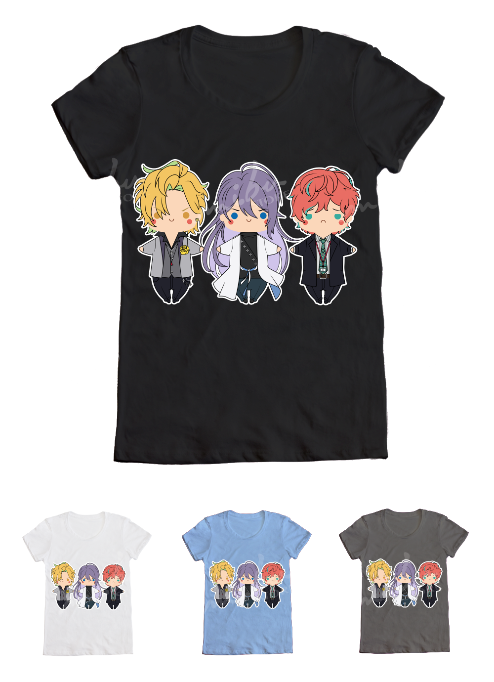 Hypnosis Mic - Matenrou - T-Shirt from MibuStore Anime