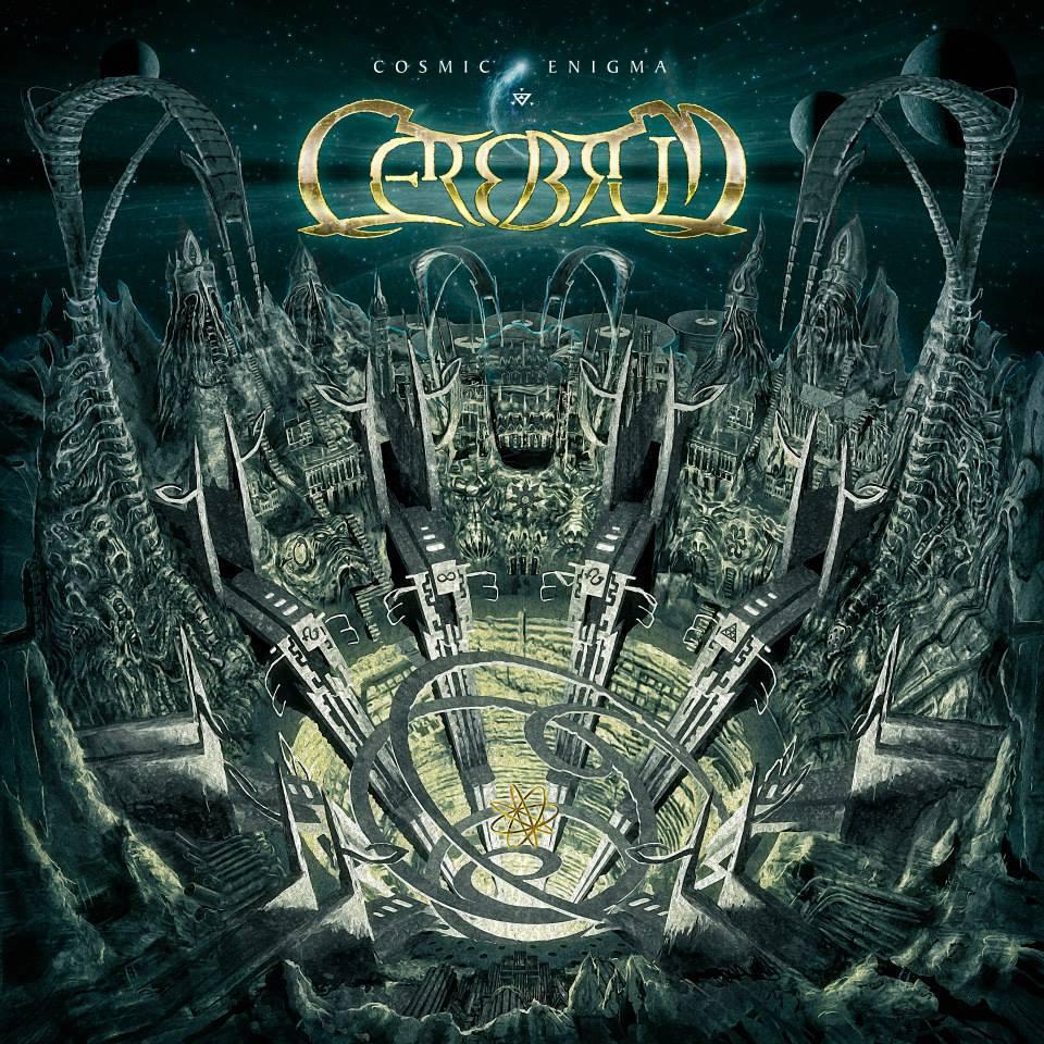 Cerebrum - Cosmic Enigma [Import] from Chugcore