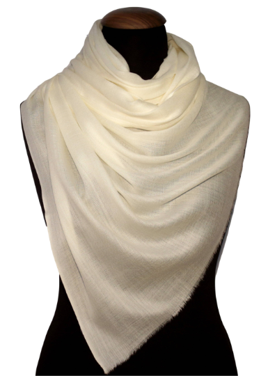 487f90391 Luxurious bridal ivory white Pashmina Scarf/wrap/Infinity scarf/Bridesmaid  wrap/Baby