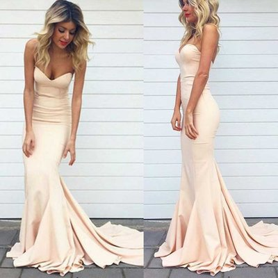 Prom Dress Homecoming Dress Long Back To Schoold Party Gown Yp0142