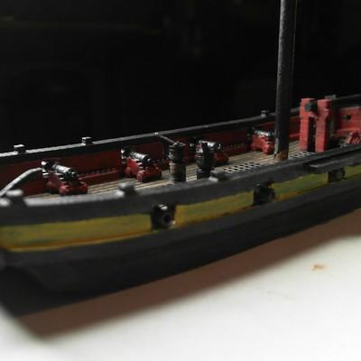 Sailpower 15/20mm scale ship kits · Sea Dog Game Studios · Online