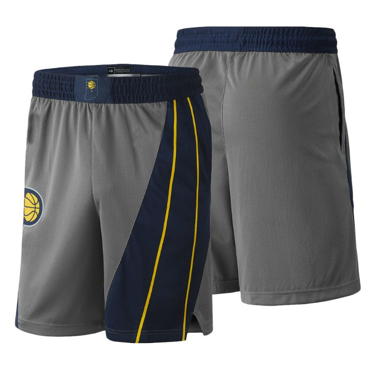 buy popular aca20 cde44 2019 Men's Indiana Pacers City Edition Swingman Performance Shorts from  teamjerseyinc