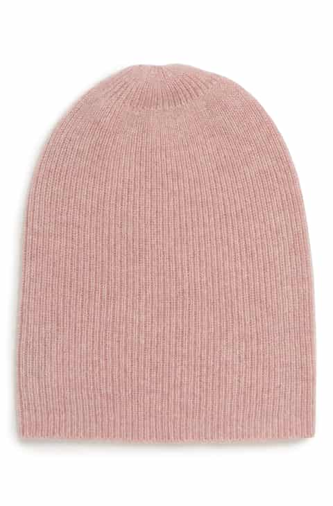 super cheap reasonable price for whole family Tsumiko Pink Beanie from MILK CLUB