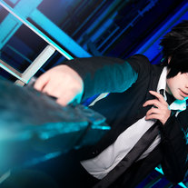 Poster ~Shinya Kogami~ 20 x 30 cm medium photo