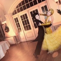 Poster ~Ballroom~ 20 x 30 cm medium photo