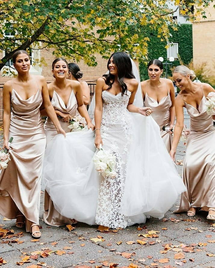 0cc5d9a7b33 Sexy Nude Mermaid Long Bridesmaid Dress · modsele · Online Store ...