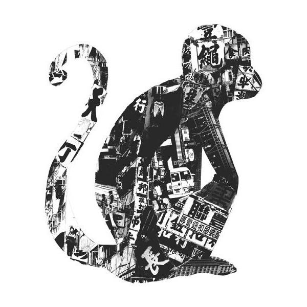 Chinese Zodiac Monkey Tattoo Small Set On Storenvy