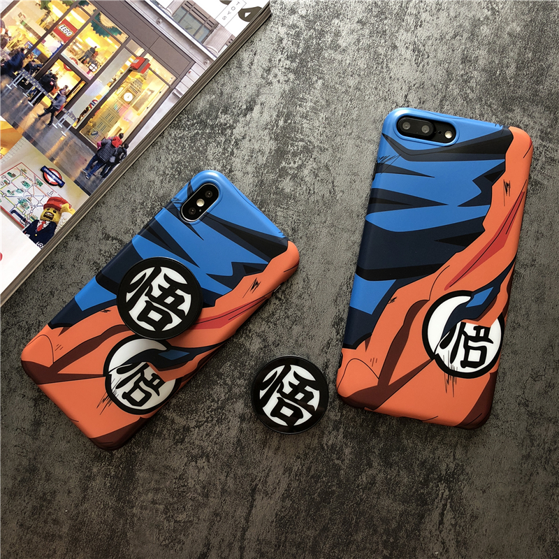 Dragon Ball Z The Dragon iphone case