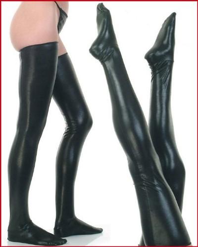 Black fetish stocking rather valuable