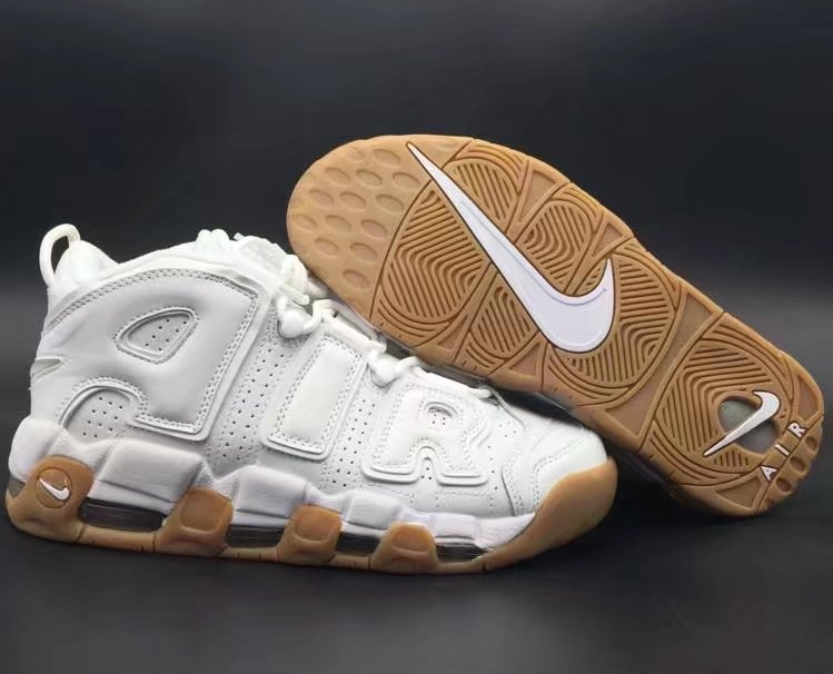 competitive price 2964f 9c1f3 Nike Air More Uptempo  White Gum  414962-103 For Sale 2018 Sports Shoes new  in box Authentic on Storenvy