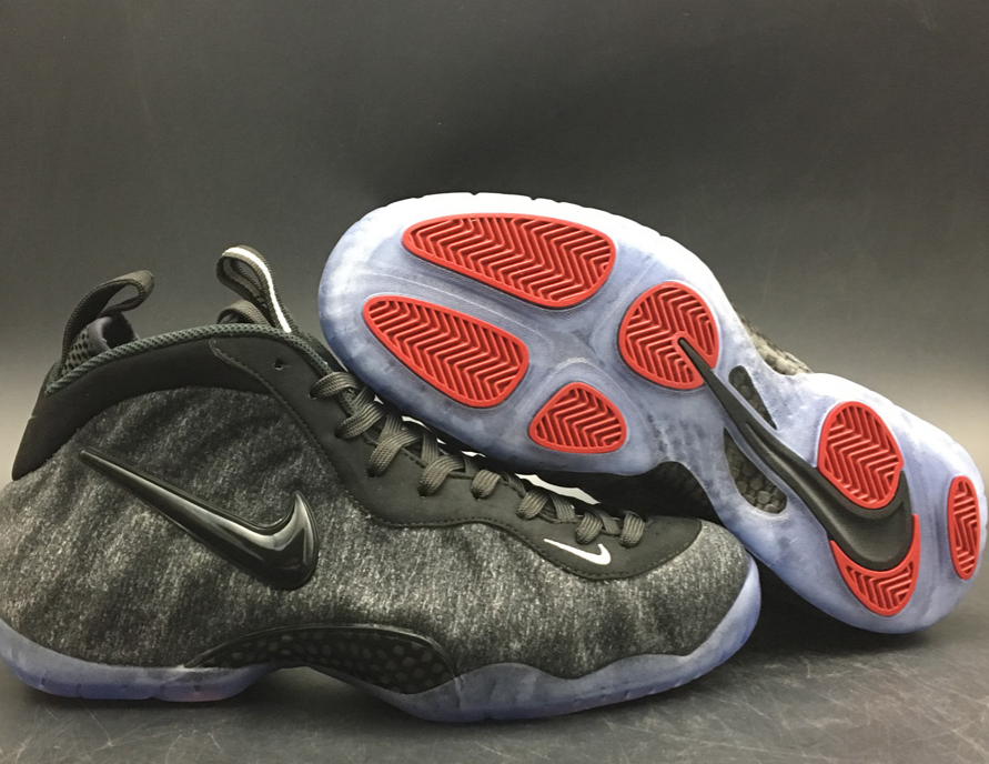 038ee47419902 Nike Air Foamposite Pro  Tech Fleece  Dark Grey Heather Black For Sale 2018  Basketball Shoes new in box size 7-12 Authentic on Storenvy